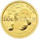 Gold Panda 3 gram (2020)
