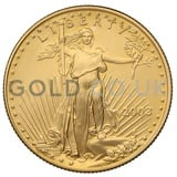 2003 1/2 oz Gold America Eagle