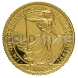 1992 Quarter Ounce Proof Britannia