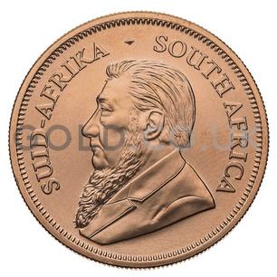 Gold Krugerrand 1oz (2019)