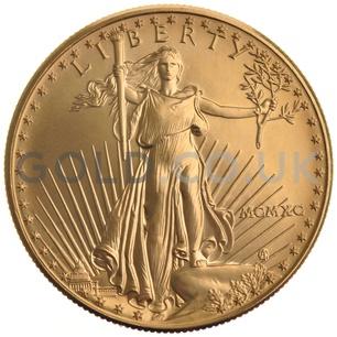 Gold Eagle 1oz (Best Value)