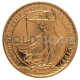 1987 Quarter Ounce Proof Britannia