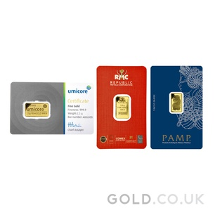 5g Gold Bar (Best Value)