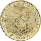 Gold Britannia 1oz (2010)