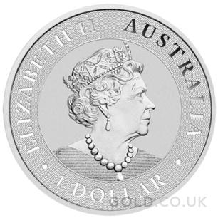 Silver Kangaroo 1oz (2021)