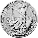 Silver Oriental Border Britannia 1oz (2019)