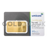 1oz Umicore Gold Bar