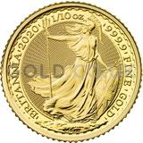 Gold Tenth Britannias