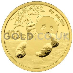 Gold Panda 8 gram (2020)