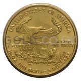 1990 1/10 oz Gold America Eagle