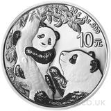 Silver Panda 30g (2021)