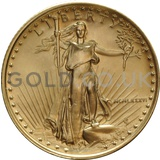 1986 1/4 oz Gold America Eagle