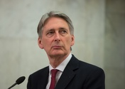 Amid growing calls for second referendum Chancellor, Philip Hammond, discovers shortfall of half a trillion pounds