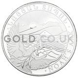 Silver Noah's Ark 1oz Coin (2020)