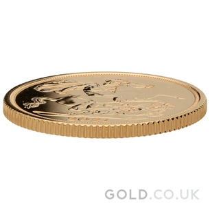 Gold Sovereign (2021)