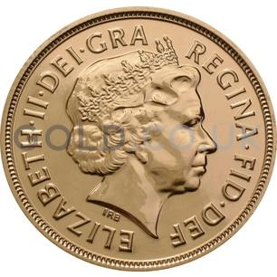 Gold Sovereign (Best Value)