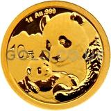 Gold Panda 1 gram (2019)