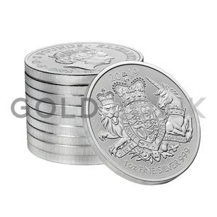 1oz Silver Royal Arms Coin (2019)