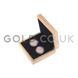 Two 2018 Sovereign Gold Coin in Gift Box