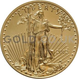 1/2 oz Gold America Eagle (Best Value)