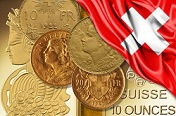 Gold is the second favourite investment asset in Switzerland