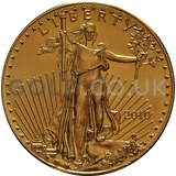 2010 1 oz Gold America Eagle