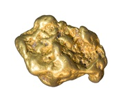 Britain's largest ever gold nugget discovered