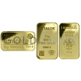 20g Gold Bars (Pre Owned)