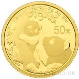 Gold Panda 3 gram (2021)