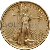 2005 1/4 oz Gold America Eagle