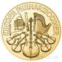Gold Philharmonic Tenth Ounce Coin (2021)