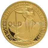 2002 One Ounce Proof Britannia