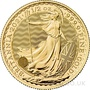Half Ounce Gold Britannia Coin (2021)