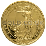 1998 Half Ounce Proof Britannia