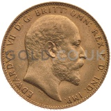Edward VII - Gold Sovereign