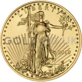 Gold Eagle Quarter Ounce (2018)
