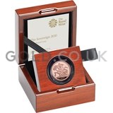 Gold Proof Sovereign Boxed (2020)