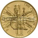 Gold Britannia 1oz (2011)