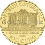 Gold Philharmonic 1oz (2018)