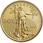 Tenth Ounce American Eagle Gold Coin (2020)