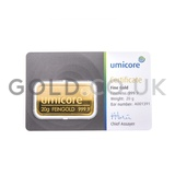 20g Umicore Gold Bar