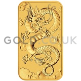 1oz Dragon Rectangular Bar (2020)