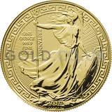 Gold Britannia 'Oriental Border' 1oz (2018)