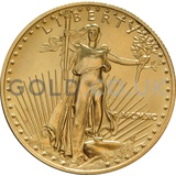 1990 1/2 oz Gold America Eagle