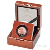 Gold Proof Sovereign Boxed (2021)
