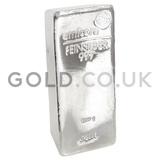 5kg Silver Bars