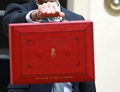 Billions more promised in UK Budget
