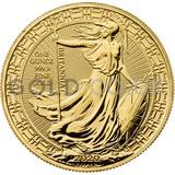 Gold Britannia 'Oriental Border' 1oz (2020)