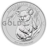 Silver Koala 1KG (2019)