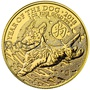 Gold Royal Mint Year of the Dog 1oz (2018)
